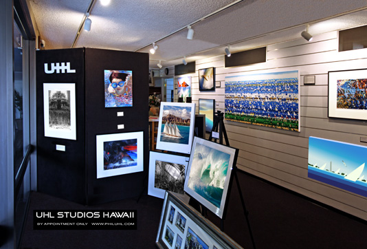 uhl studios hawaii gallery